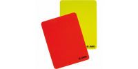 Jako Referee card set red-yellow