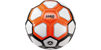 Jako Training ball Striker MS white-neon orange-black 18