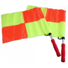 Linesman set of flags
